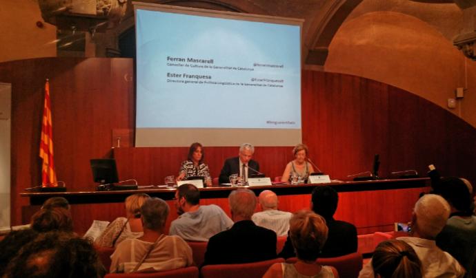 II Trobada d'entitats de foment de la llengua catalana