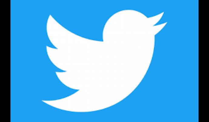 Logotip de Twitter Font: Twitter