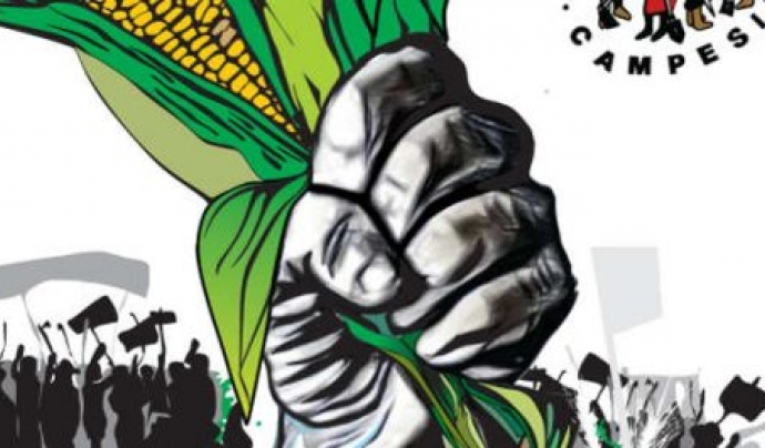 El 17 d'abril es commemora el dia internacional de la lluita camperola Font: Via Campesina