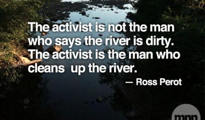 Frases sobre voluntariat ambiental