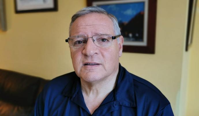 Quim Mach és president de TIÁM. Imatge de Quim Mach.  Font: Quim Mach