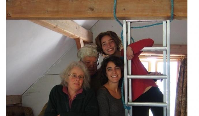 WWOOF vol ser una eina per crear comunitat al voltant de l'agricultura ecològica Font: Clara Blasco