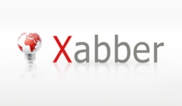 Xabber és una eina de missatgeria instantània que es pot fer servir en treballs de grup.  Font: Xabber