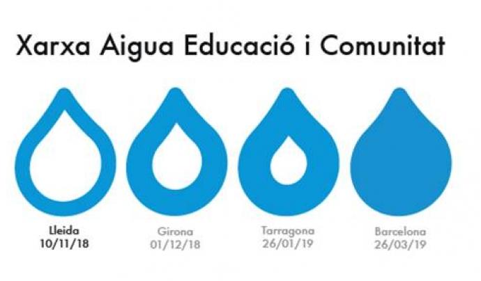 Enguany es convida a celebrar el dia mundial de l'educació ambiental amb activitats al voltant de l'aigua Font: SCEA
