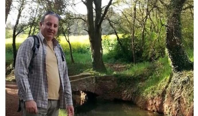 """Xavier Martí: """"La millor manera perquè un espai natural es conservi és fer-ne partícip a la gent"""" Font: Associació Hàbitats"""