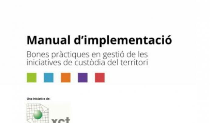 El manual facilita l'implenentació de les recomanacions de la guia Font: XCT