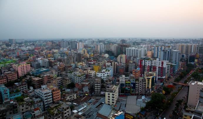 Càritas Bangladesh ja ha ofert ajuda immediata d'emergència. Font: Kelly Lacy - Pexels