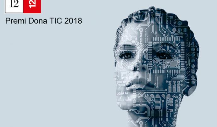 El 'Premi 12×12 Dona TIC' vol premiar el paper de la dona en el sector tecnològic i divulgar referents de dones per fomentar les vocacions TIC en les dones.