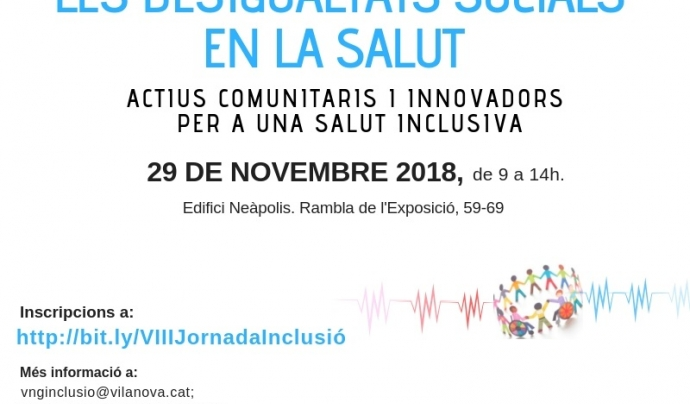 VIII Jornada de la Inclusió Social a Vilanova i la Geltrú
