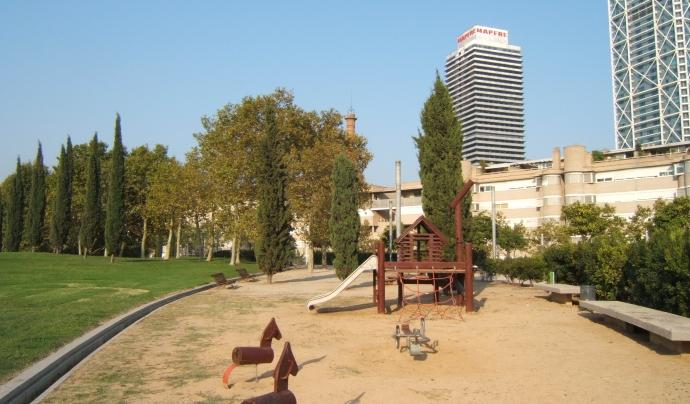Espai públic Barcelona