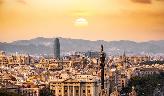 La qualitat de l'aire a Barcelona millora gràcies al confinament pel COVID-19. Font: CC