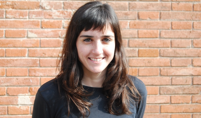Berta Roig, responsable de comunicació de Punt de Referència Font: cedida