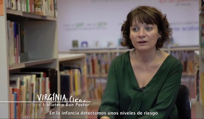 Virgínia Cierco trasllada les dificultats del jovent al video