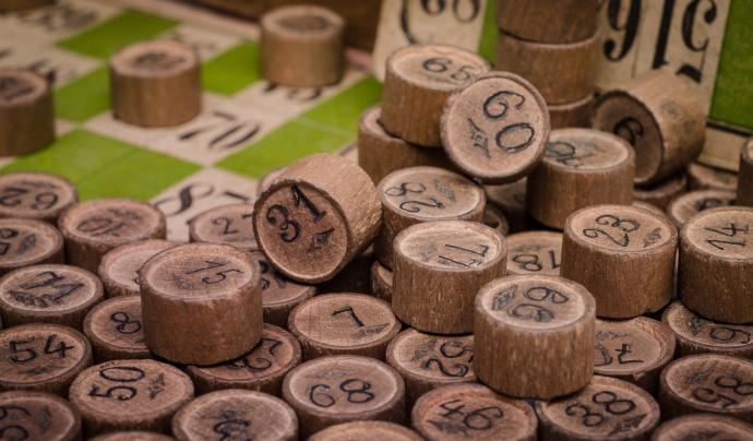 Bingo Font: Font:Pixabay