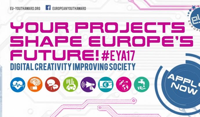 Convocatòria premis EYA 2017 Font: European Youth Award