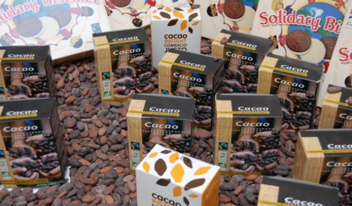 Cacau de comerç just_Fairtrade