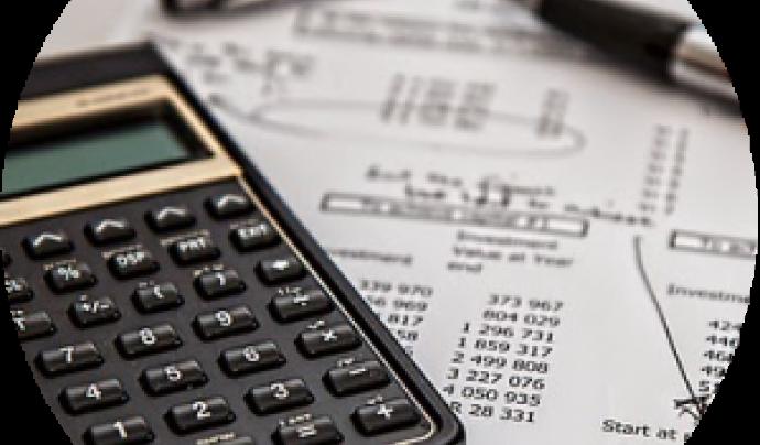 Calculadora i balanços