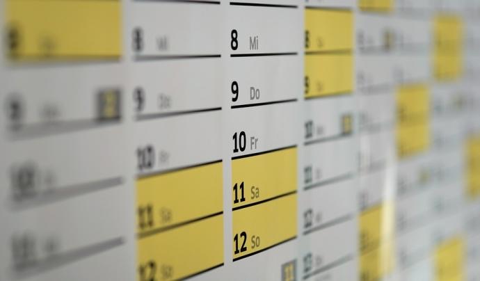Les entitats obligades a fer-ho han de presentar diverses declaracions fiscals aquest mes Font: Pixabay