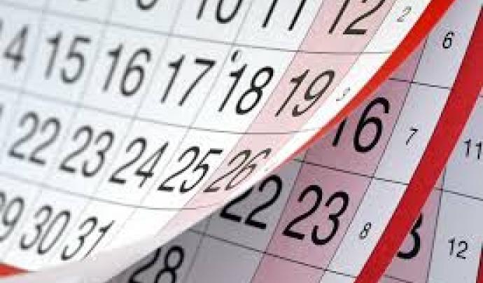 Calendari fiscal. Font: www.distritok.com