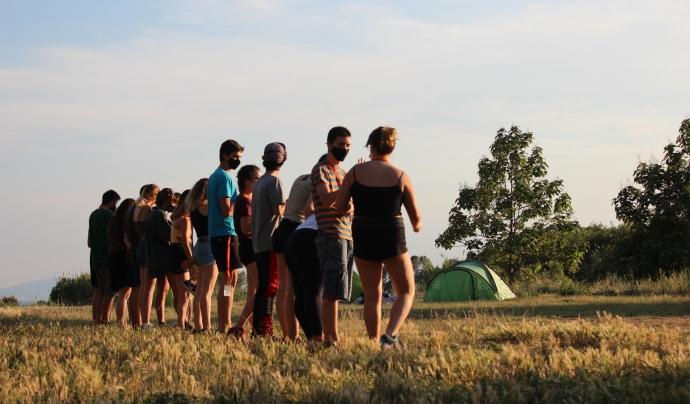 Campaments pedagògics d'Esplac Font: Esplac
