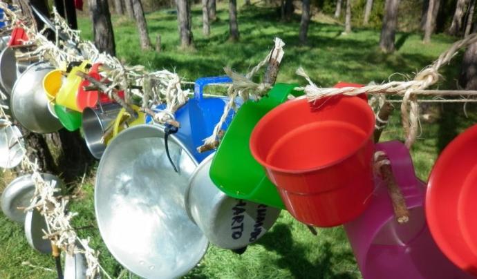 Estris reutilitzables / Foto: Minyons Escoltes i Guies de Catalunya