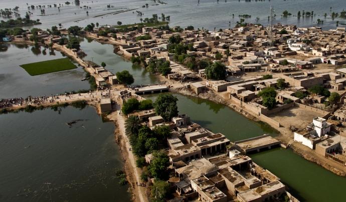 Camps inundats. Font: Wikimedia