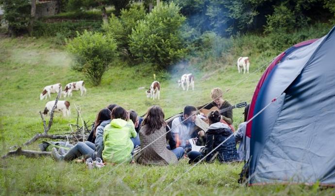 L'objectiu era trencar l'aïllament i seguir connectant joves de diferents indrets, apropant-los a l'intercanvi intercultural. Font: COCAT. Font: Font: COCAT.