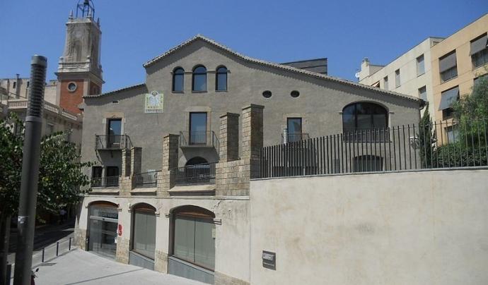 Edifici de Can Mariner, al barri barcelonès d'Horta