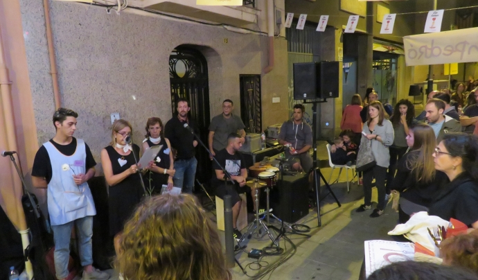 Activitats musical a Tapa Solidària
