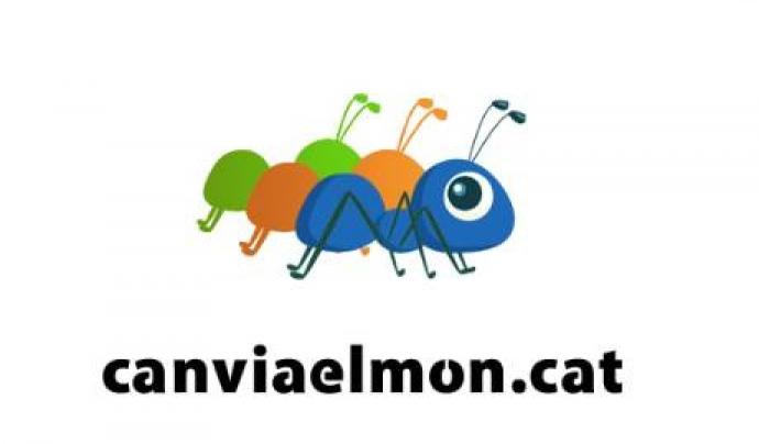 Logotip canviaelmon.cat