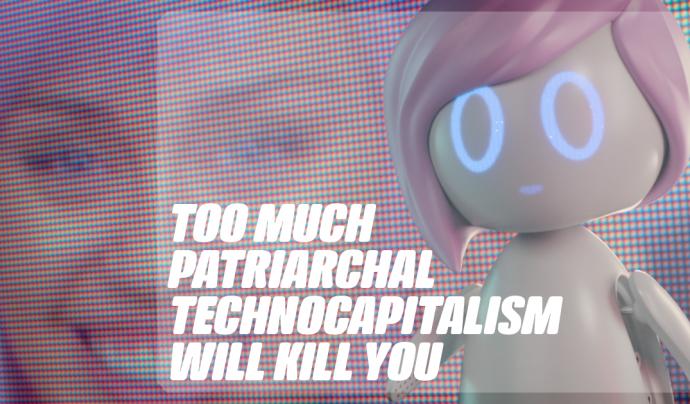 Imatge de campanya de la Xarxeta de continguts per a una Internet feminista de Pangea SCCL Font: Pangea SCCL