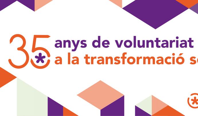 35 anys de l'SCI Catalunya Font: Servei Civil Internacional de Catalunya (Facebook)