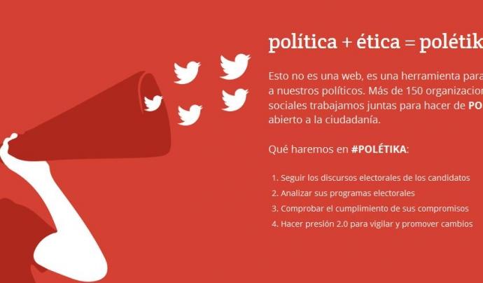 Imatge política + ética = polética