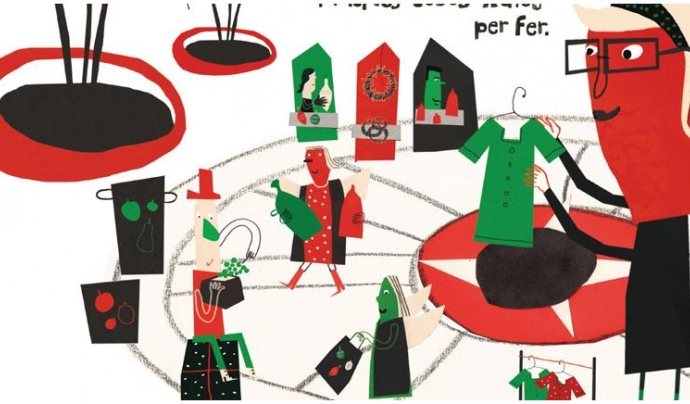 Fira de Consum Responsable. Font: http://lameva.barcelona.cat Font: