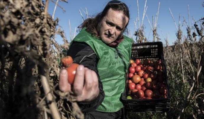 Mans Unides aposta per un sistema alimentari que permeti un aprofitament integral de la producció, evitant la pèrdua i malbaratament d'aliments (Font: mansunides.org)