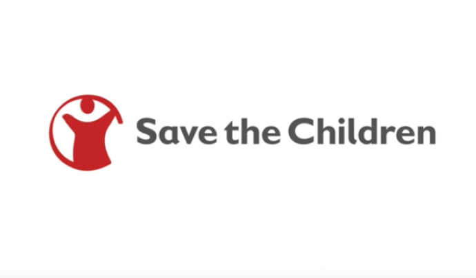 Logotip de Save the Children. Font: Save the Children