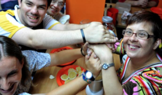 La jornada posarà en relleu que tothom ha de tenir accés al voluntariat en igualtat de condicions. Font: DINCAT