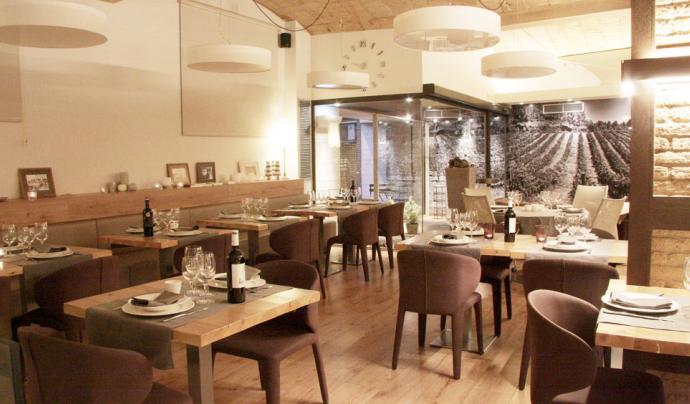 L'espai ofereix receptes tradicionals, productes de proximitat i plats tradicionals. Font: Canonge