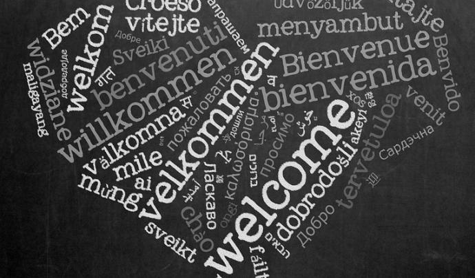 Català, castellà i anglès seran les llengües de l'esdeveniment. Font: Pixabay