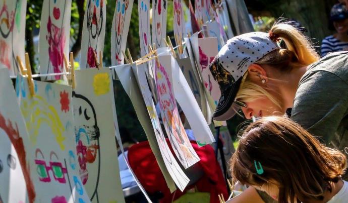 La segona edició del 'Posa't La Gorra' a Mollerussa se celebrarà el 30 de setembre. Font: Posa't La Gorra