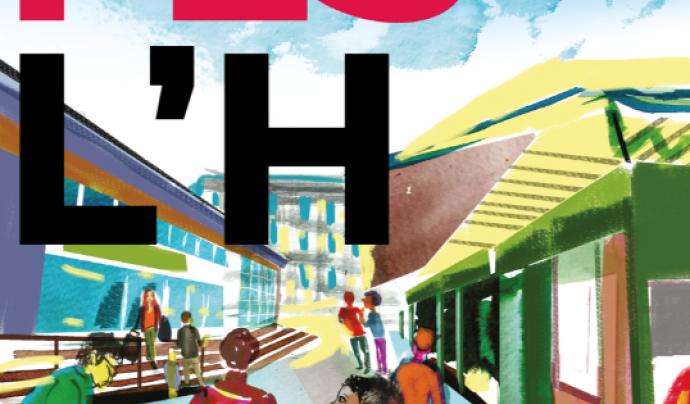 Cartell FESLH 2019 Font: XES L'Hospitalet