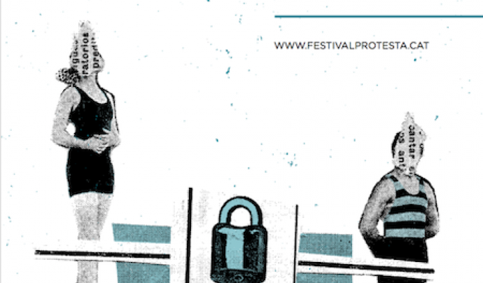 Cartell Festival Protesta 2019 Font: Festival Protesta