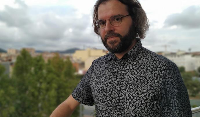 David Forniès, coordinador de Nationalia Font: cedida