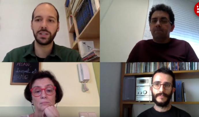 El tercer sector social s'enfronta a una emergència sense precedents a casa nostra Font: Oriol Toro