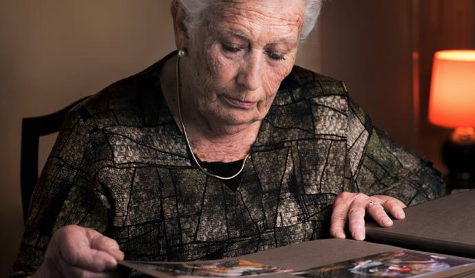 Amics de la Gent Gran llança la campanya 'Més que records' per lluitar contra l'aïllament social durant el Nadal. Font: Amics de la Gent Gran. Font: Amics de la Gent Gran