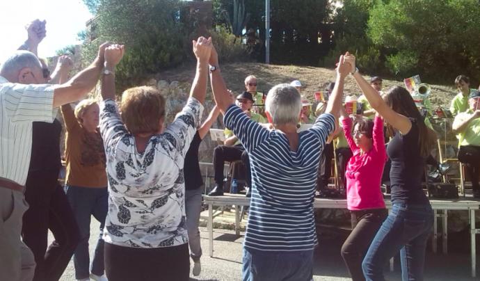 A la proclamació no es podran ballar sardanes. Font: Agrupació Amics de la Sardana