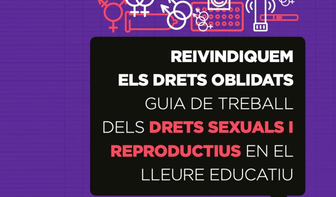 Una nova guia per a treballar els Drets Sexuals i Reproductius en el lleure educatiu. Font: Consell Nacional de Joventut de Catalunya