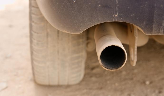 Es limitarà la circulació dels vehicles més contaminants. Font: CC