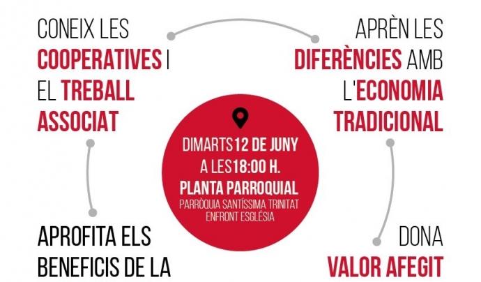 cartell xerrada Economia Social