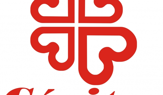 Logotip de Càritas